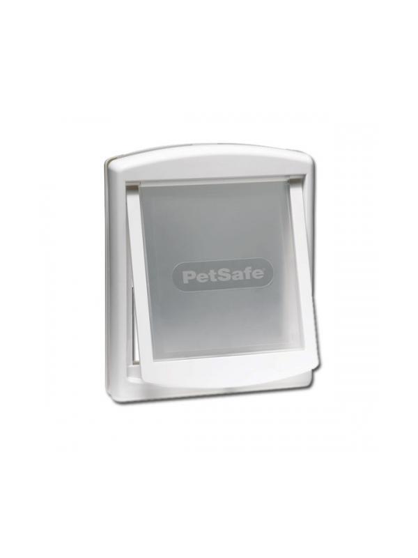 Puerta gatera de plástico Staywell Original de Petsafe - Puerta gatera de plástico para perros Petdoor de Staywell. Para que el perro pueda entrar y salir de casa cuando quiera. Varios tamaños disponibles. Color blanco o marrón.