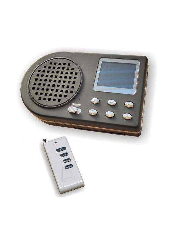 Reproductor de cantos digital con mando