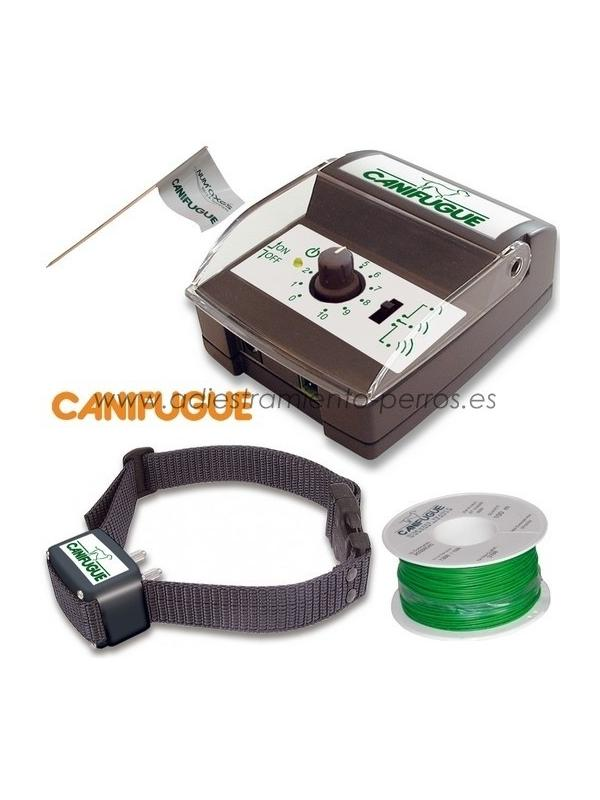 Kit de valla invisible para perros Canifugue