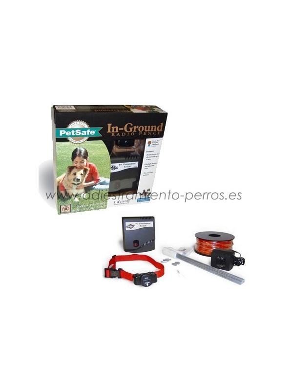 Kit completo de valla invisible Radio-Fence Ultralight