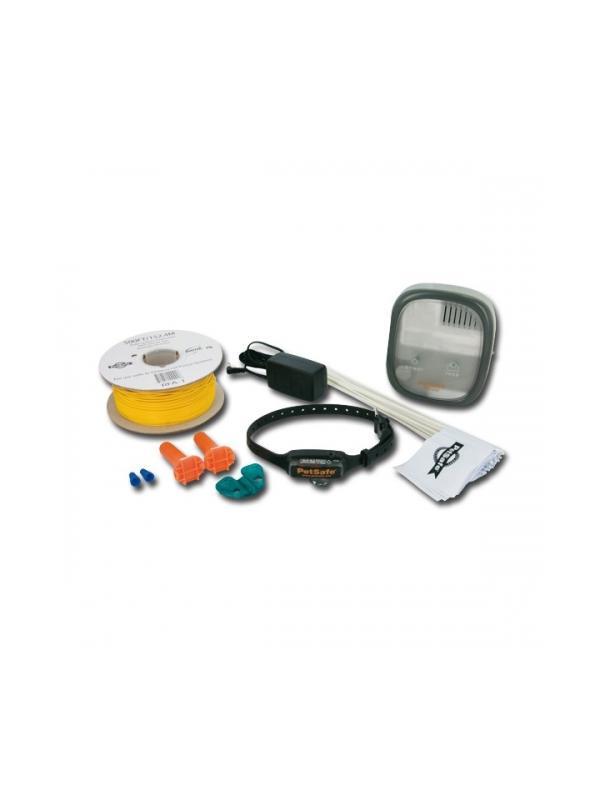 Kit completo de valla invisible Radio-Fence Deluxe Ultralight para perros muy pequeños