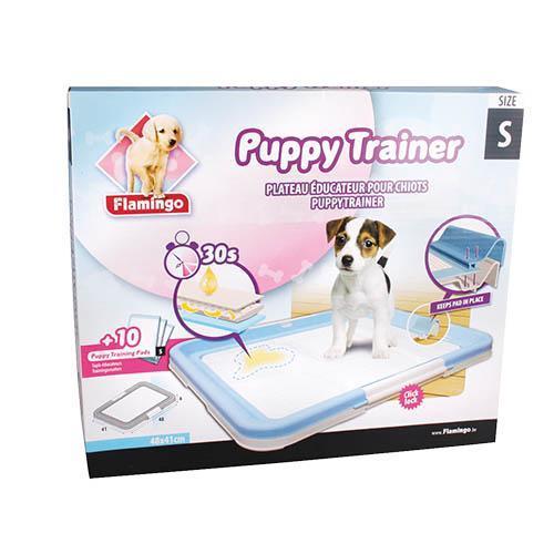 Bandeja Educador higienico para cachorros - Bandeja Educadora higienica para cachorros, para enseñar a su cachorro a hacer sus necesidades en un sitio determinado.