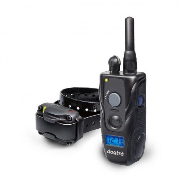 Collar de adiestramiento Dogtra 640C - Collar de adiestramiento Dogtra 620 NCP. Para uso con un perro y con hasta 600 metros de alcance. Tiene 127 niveles de intensidad y vibración. Funciona con batería recargable.