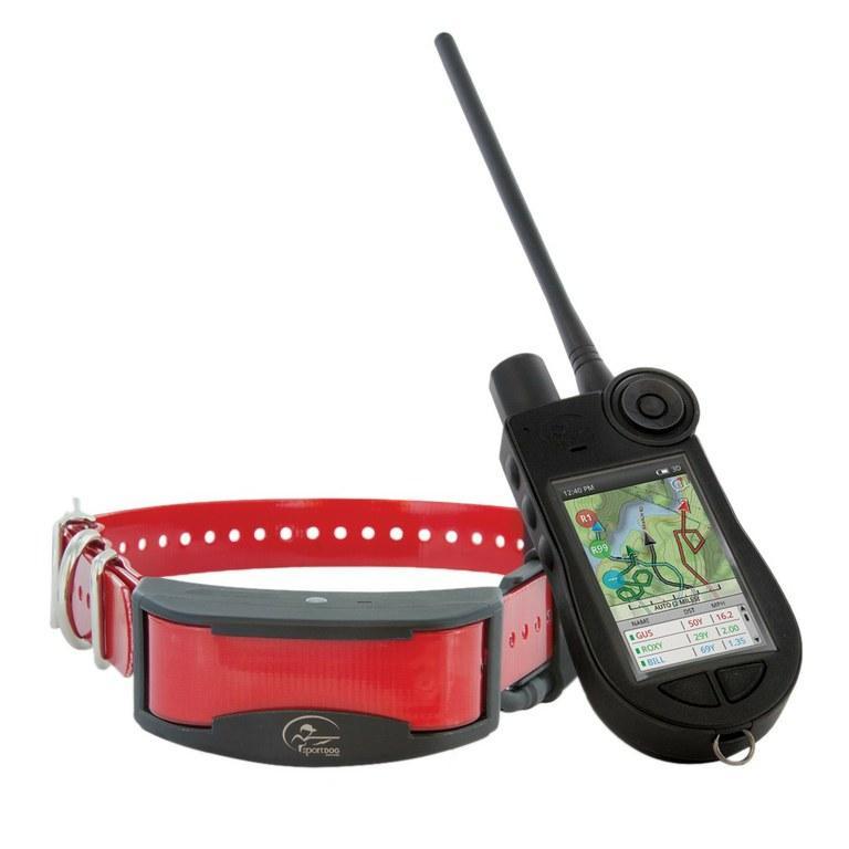 Collar Localizador GPS Sportdog Tek 2.0 - El geo localizador SportDog TEK 2.0 es una versión mejorada de su antecesor. Con ua tecnología mucho más precisa y fiable, este modelo permite localizar a su perro no en un punto cardinal sino en un mapa topográfico. Con un alcance de 16 km y capacidad de hasta 21 perros por receptor.  Ideal para perros de caza y de competición.