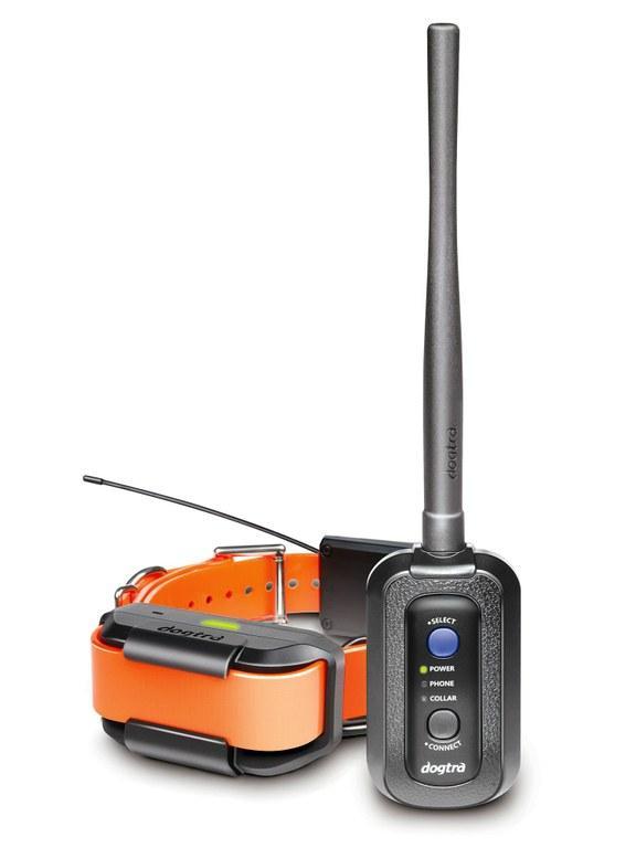 Localizador GPS Dogtra Pathfinder - Nuevo collar de Dogtra con doble función: localización GPS y adiestramiento. Máximo rendimiento en un solo equipo. El localizador Pathfinder de Dogtra permite localizar a su perro en un alcance de 15 km situando en el mapa. El equipo Pathfinder traslada la tecnología GPS a su teléfono móvil. Dispone de 100 niveles progresivos de estimulación electroestática. Puede codificar hasta 21 collares en un mismo emisor.