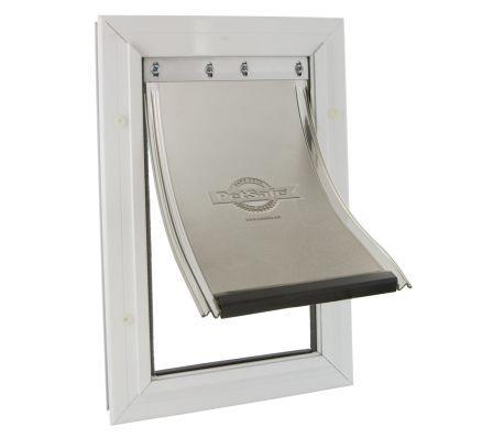 Puerta para perros de aluminio Petdoor de Staywell