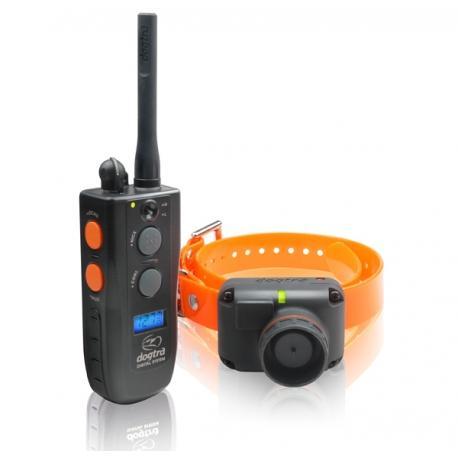 Collar de becada con mando Dogtra RB 1000 - Collar de becada con mando para perros Dogtra RB. Disponible en 2 modelos: uno emitiendo sonidos agudos, y otro emitiendo sonidos graves. Recargable.