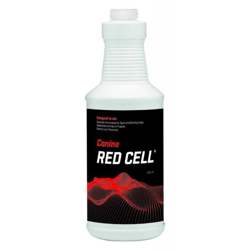 Red Cell suplemento alimenticio para perros de alto rendimiento