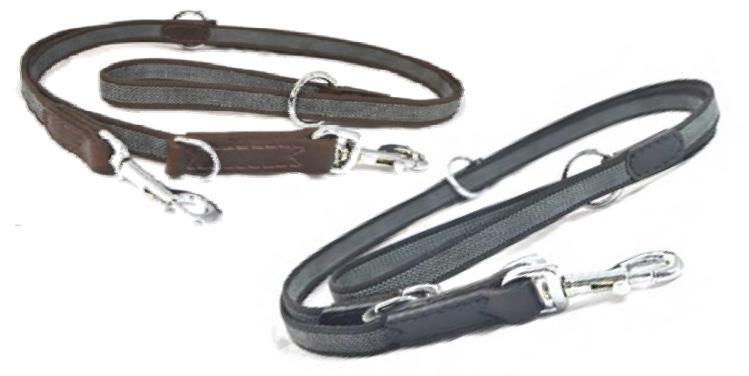 ronzal engomado 19x120 - Ronzal engomado 19x120 disponible en negro y marrón